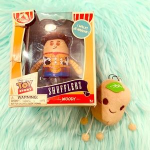 Toy story figure and free keychain